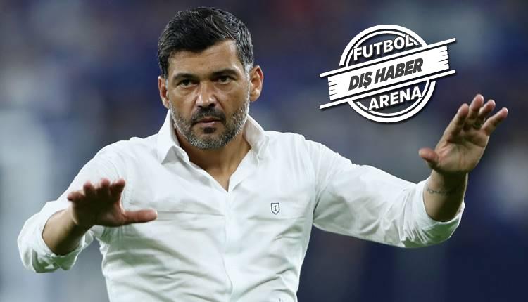 Sergio Conceicao: 'Galatasaray galibiyetini Aboubakar'a armağan edeceğiz'