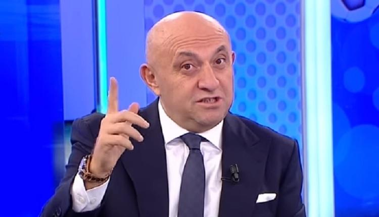 Sinan Engin'den Galatasaray maçında Cüneyt Çakır'a sert eleştiri