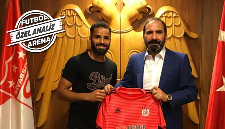 Sivasspor'dan Douglas ve Kayserispor'dan Bilal Başacıkoğlu durdurulamıyor!