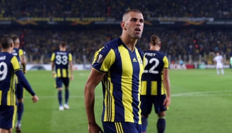 Slimani'den Fenerbahçe'ye hayat veren goller