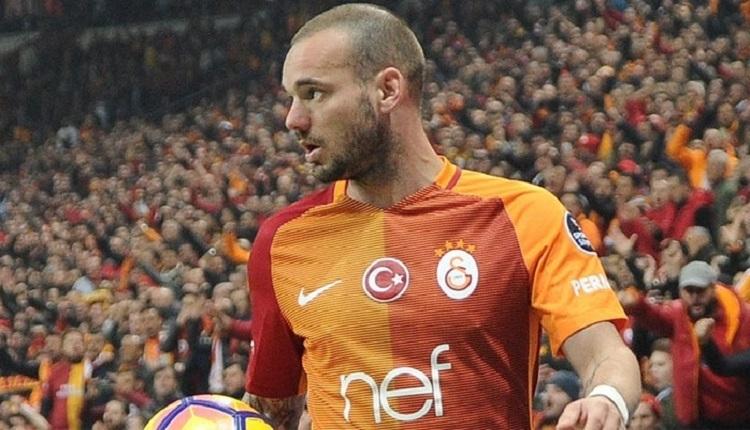Sneijder'den yıllar sonra gelen Galatasaray ve Fatih Terim itirafı