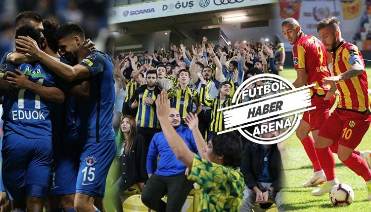 Spor Toto Süper Lig'de 8. haftanın panoraması