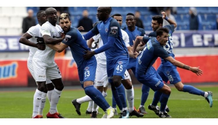 Spor Toto Süper Lig'de en kısır hafta