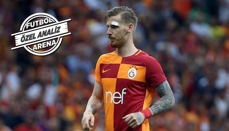 Süper Lig'in en iyi futbolcusu Serdar Aziz! İstatistik sitesi açıkladı