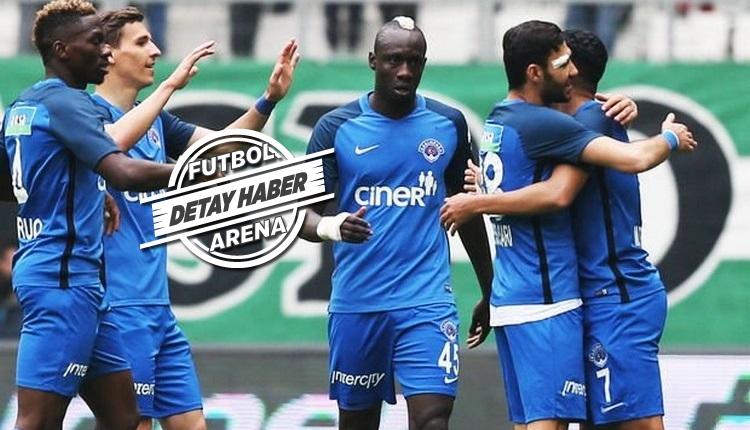 Süper Lig'in en iyi ikilisi Kasımpaşa'dan