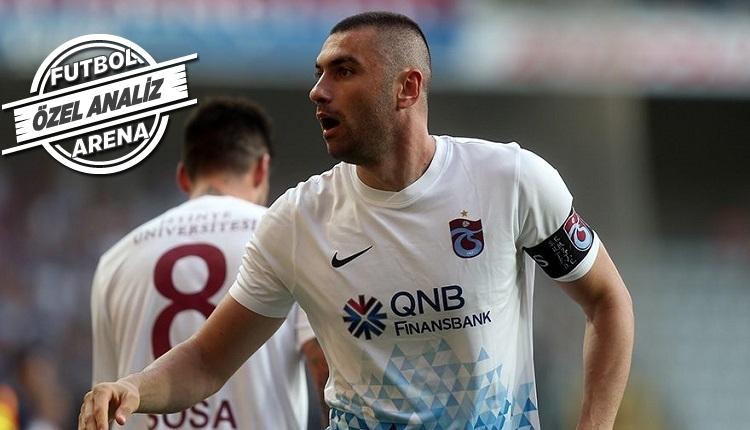 Süper Lig'in ofsayt kralı Burak Yılmaz! 4 maçta zirvede