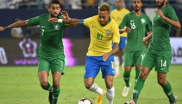 Suudi Arabistan 0-2 Brezilya maç özeti ve golleri (İZLE)