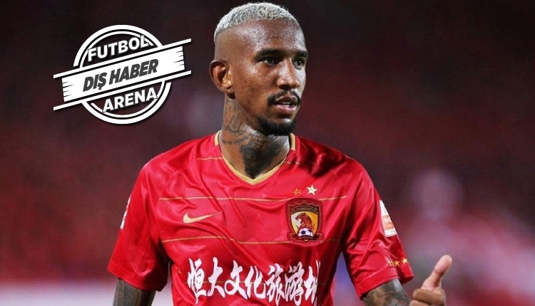 Talisca Beşiktaş'ı unuttu: 'Benfica'ya borçluyum'