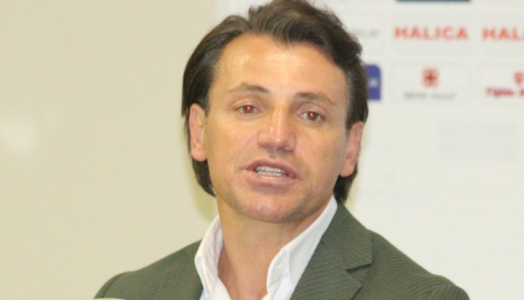 Tamer Tuna: ''Sonuçlarla ilerlemek istiyoruz''