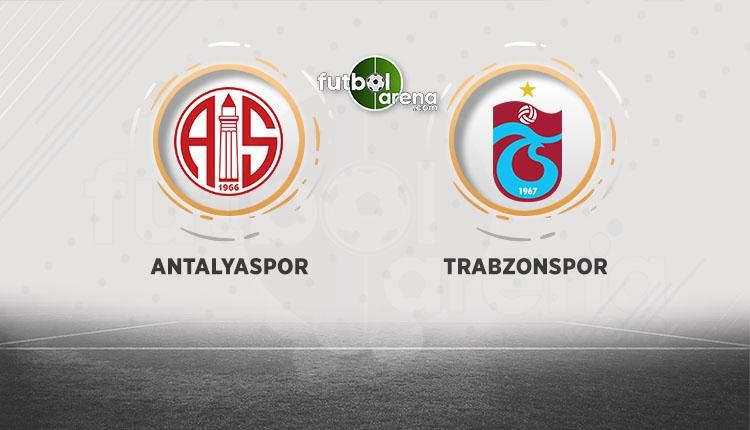 Trabzonspor, Antalyaspor deplasmanında