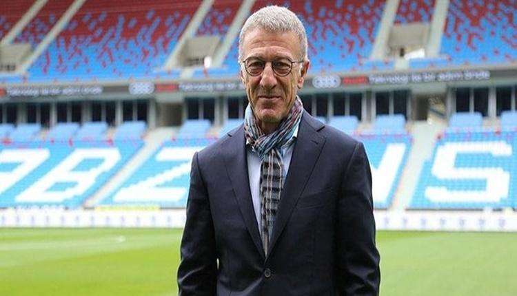 Trabzonspor'da Ali Ağaoğlu: