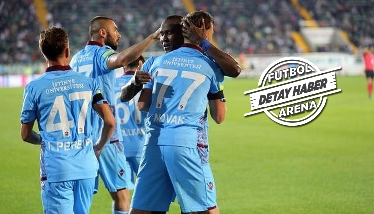 Trabzonspor'dan son 5 sezonun en iyi performansı
