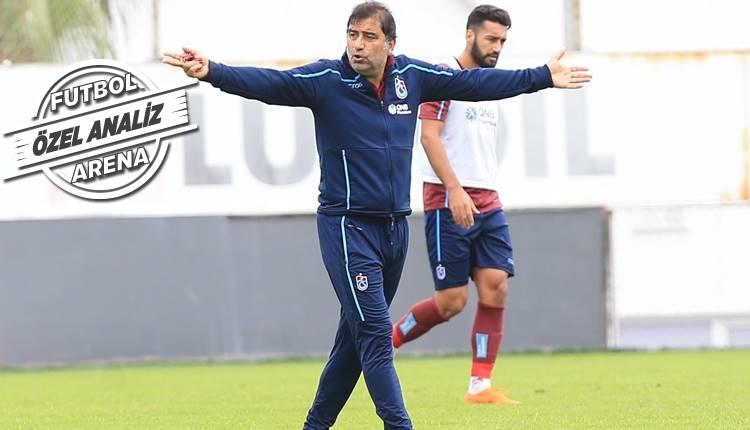Ünal Karaman, Trabzonspor'da neyi değiştirdi?