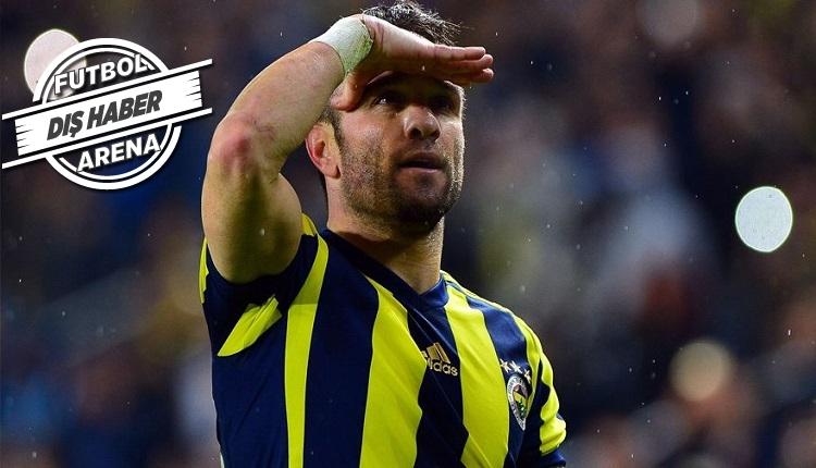 Valbuena Fenerbahçe'den ayrılıyor! İşte yeni takımı