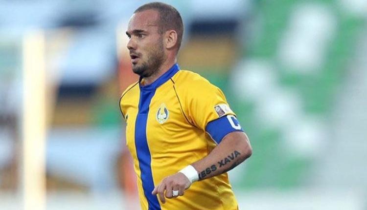 Wesley Sneijder, Suudi Arabistan Ligi'nde gollerine devam ediyor