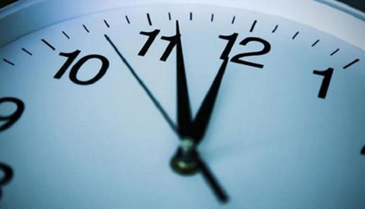 Yaz saati uygulaması 2018 ne zaman? Saatler ne zaman ileri alınacak? Saatler geri mi alınacak? (Yaz saati uygulaması 2018)