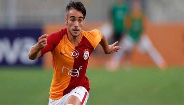 Yunus Akgün, Galatasaray tarihine geçti