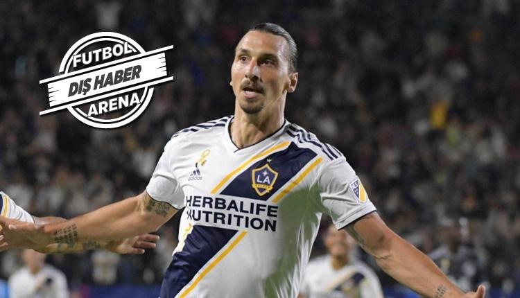 Zlatan Ibrahimovic için Real Madrid iddiası
