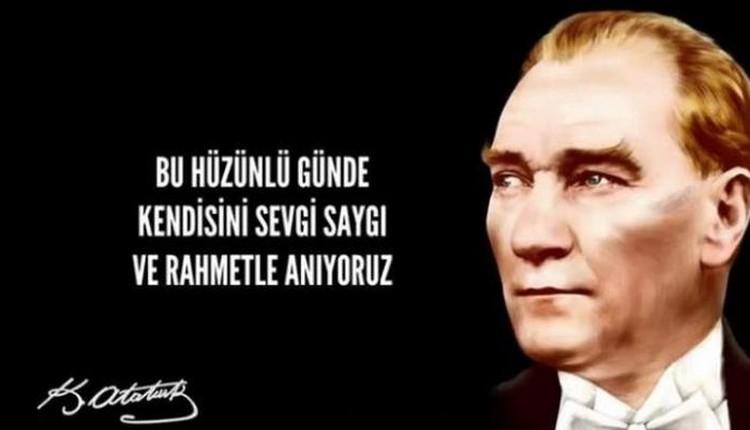 10 Kasım Atatürk resmi, 10 Kasım sözleri, 10 Kasım Atatürk (10 Kasım mesajları, Atatürk sözleri, 10 kasım ile ilgili sözler)