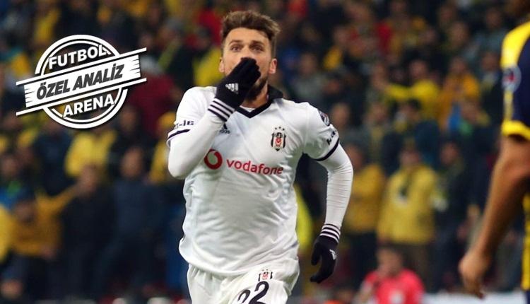 Adem Ljajic yıldızlaştı! Ankaragücü maçında müthiş performans