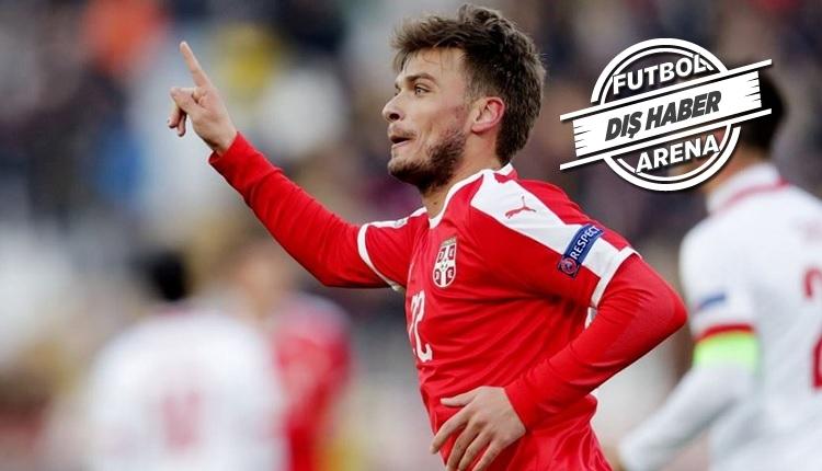 Adem Ljajic'in Sırbistan - Karadağ maçında golü İZLE