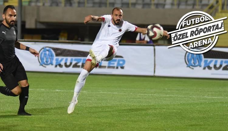 Ahmet İlhan Özek: 'Futbolu burada bırakmak istiyorum'