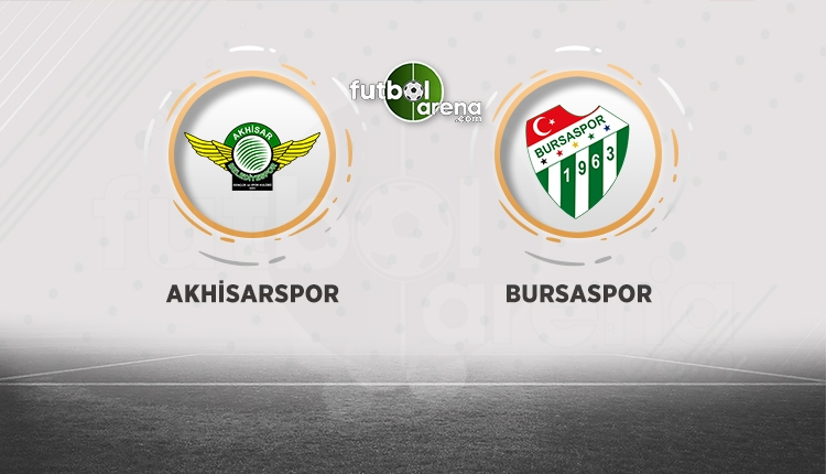 Akhisarspor - Bursaspor canlı şifresiz izle (Akhisar - Bursa beIN Sports canlı)