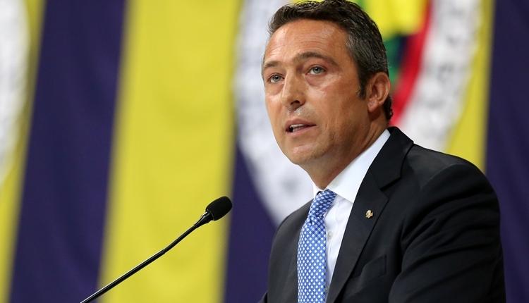 Ali Koç'tan Fenerbahçe için önemli uyarı