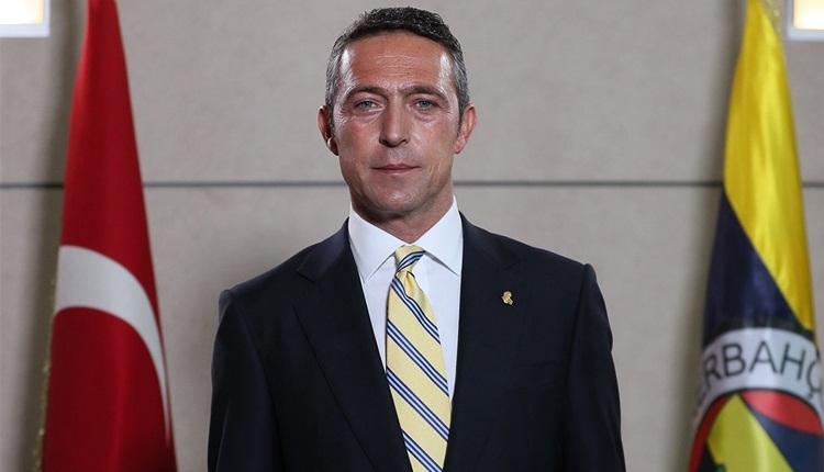 Ali Koç'tan Fenerbahçe taraftarına uyarı!