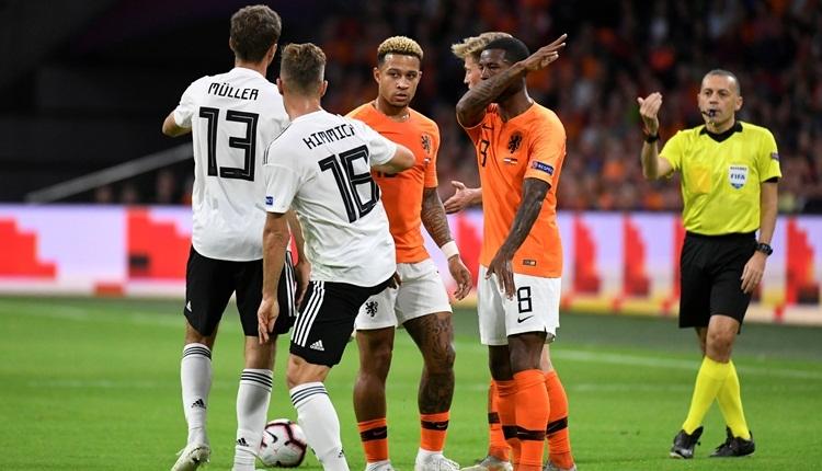 Almanya Hollanda maçı hangi kanalda? Canlı izle (CBC Sport frekans bilgileri)