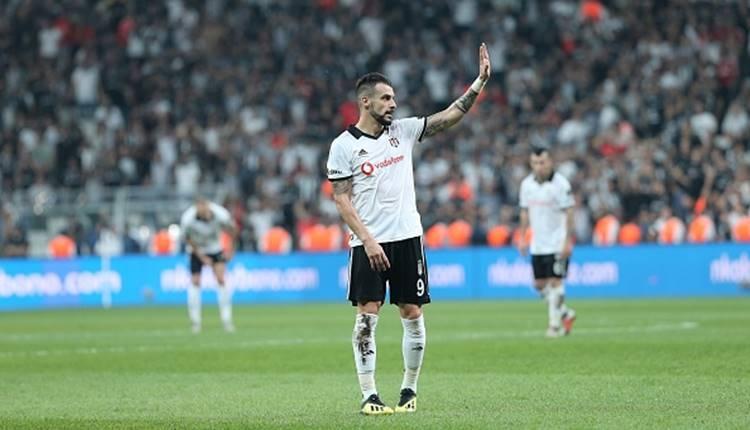 Alvaro Negredo'dan Beşiktaş itirafı