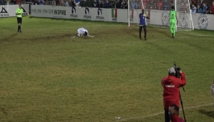 Ampute Milli Takımı finalde Angola'ya penaltılarla kaybetti