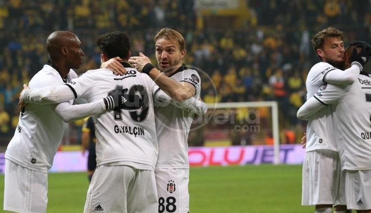 Ankaragücü 1-4 Beşiktaş maçın özeti ve golleri