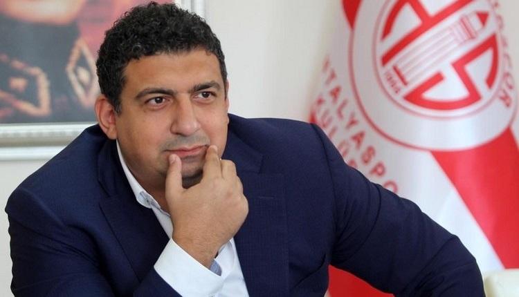 Antalyaspor'dan flaş açıklama! 'Galatasaray'a yanlış yapıldı'