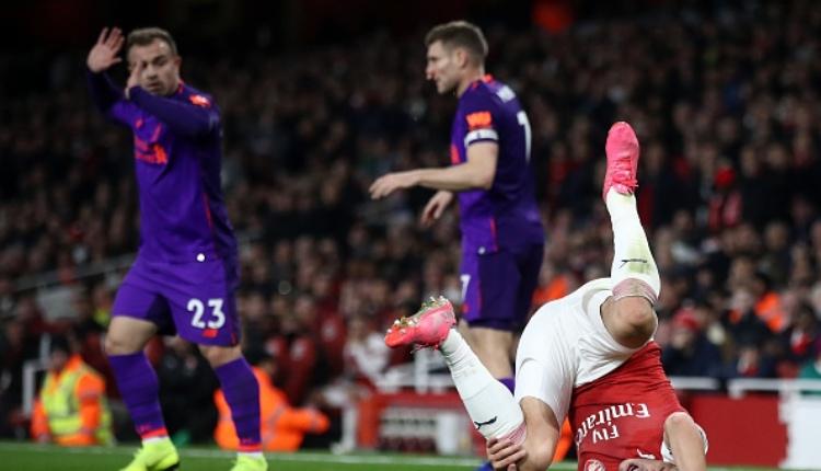 Arsenal 1-1 Liverpool maç özeti ve golleri (İZLE)