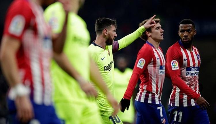 Atletico Madrid 1-1 Barcelona maç özeti ve golleri izle