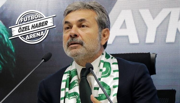 Aykut Kocaman Konyaspor'la TL üzerinden anlaştı