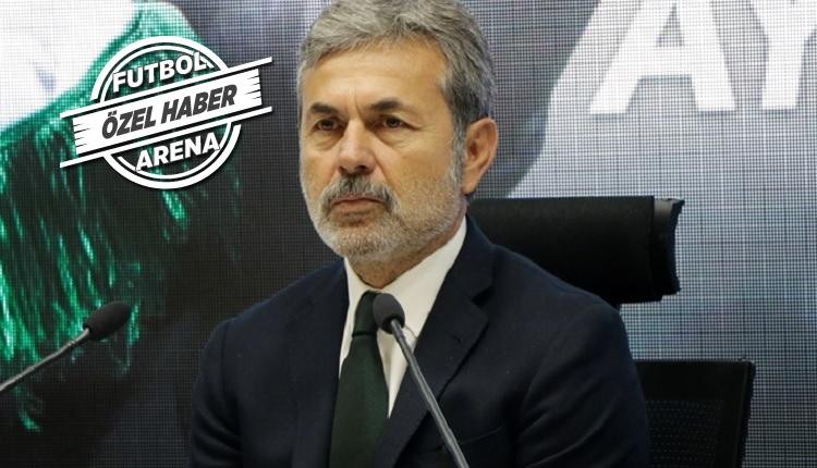 Aykut Kocaman'dan Fenerbahçe'ye alacağı konusunda baskı gelmedi