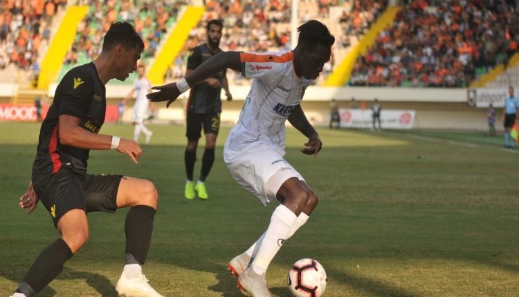 Aytemiz Alanyaspor 0-1 Yeni Malatyaspor maç özeti ve golü (İZLE)