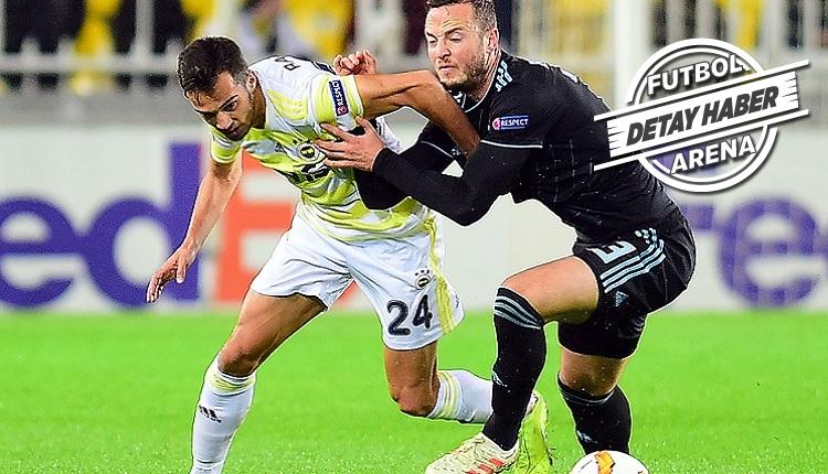 Barış Alıcı'nın Dinamo Zagreb maçında dikkat çeken performansı