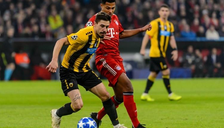 Bayern Münih 2-0 AEK Atina maç özeti ve golleri izle (Şampiyonlar Ligi maç özetleri izle)