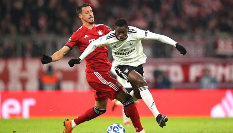 Bayern Münih 5-1 Benfica maç özeti ve golleri izle (Şampiyonlar Ligi özetleri izle)