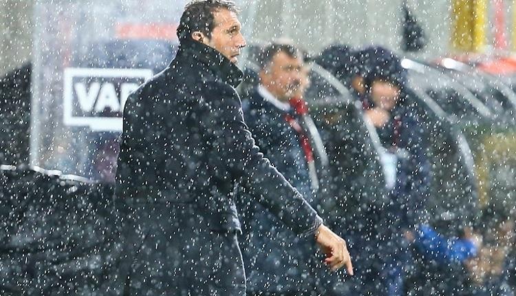 Bayram Bektaş Başakşehir mağlubiyetinin sebebini açıkladı