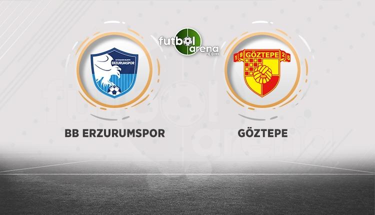 BB Erzurumspor - Göztepe beIN Sports canlı şifresiz izle (Erzurum - Göztepe CANLI)
