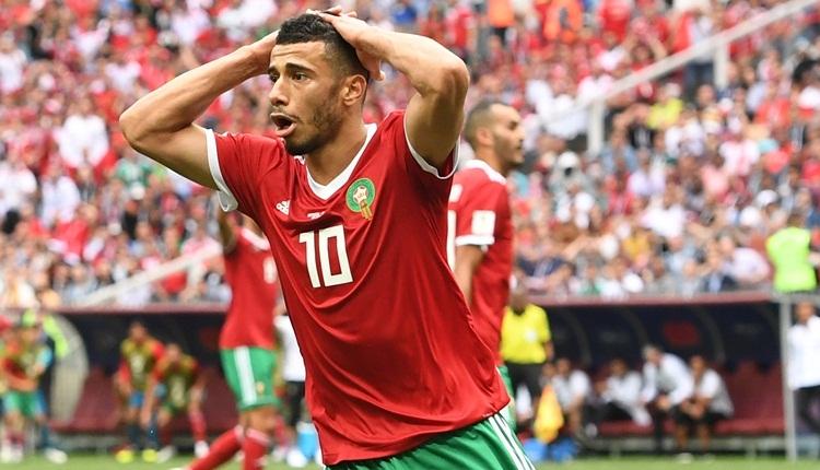 Belhanda milli maçta sakatlandı! Galatasaraylı Belhanda'nın sakatlığı ciddi mi?