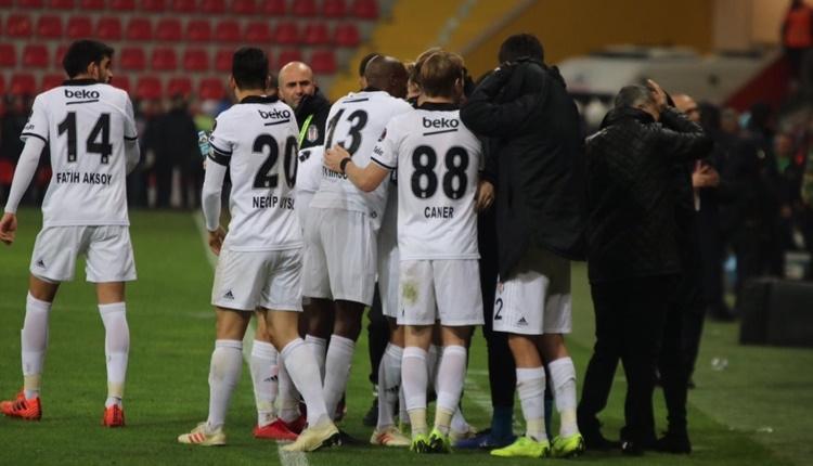 Beşiktaş 1,5 yıl sonra hasreti dindirdi