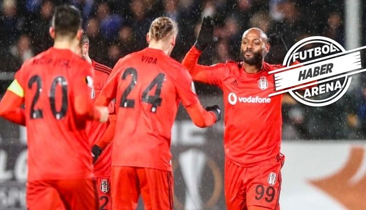 Galatasaray'dan sonra başaran ikinci Türk takımı Beşiktaş