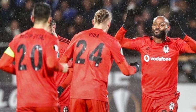 Beşiktaş gruptan nasıl çıkar? Beşiktaş UEFA Avrupa Ligi'nde gruptan çıktı mı?