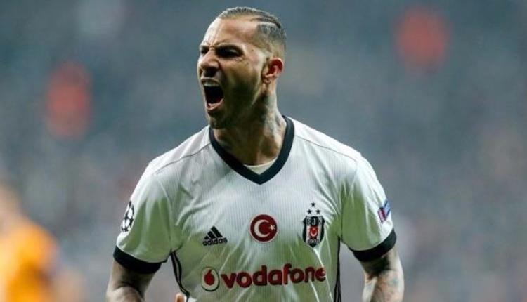 Beşiktaş taraftarlarından Quaresma'ya tepki