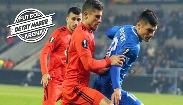 Beşiktaş, UEFA Avrupa Ligi'nde gruptan nasıl çıkar?